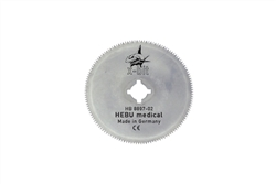 "HEBU Medical X-Bite 1.75"" Cast Saw Blade"