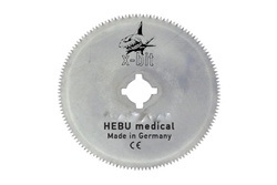 "HEBU Medical X-Bite 3.15"" Cast Saw Blade"