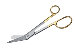"HEBU Medical 7.5"" Tungsten Carbide Cast Bandage Scissors"