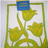 Cose Nuove Swedish Dish Cloth Yellow Tulips
