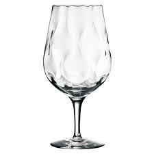 Dizzy Diamond Iced Beverage Stemware by Orrefors