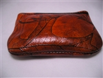 Leaf Leather Coin Purse