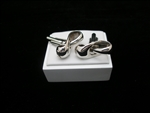 Somers Infinity Cuff Links