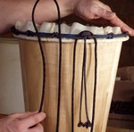 Repair Everyones Drumming Small Djembe,Standard Ashiko
