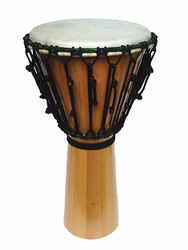 "Small Djembe - Hardwood (11""x20"")"