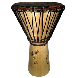 Matt Abts Signature Large Djembe