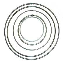 "7 3/16"" ID Cold Rolled 3/16"" Steel Ring"