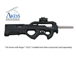 Aklys Defense ZK-22 - Ruger® 10/22®  Bullpup Conversion Kit