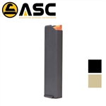 ASC Stainless Steel 9mm Magazines - 20-round