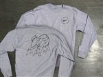 BULLPUP ARMORY Long-Sleeve T-Shirt - 100% Cotton