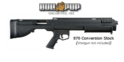 Bullpup Unlimited Shotgun Conversion Kit (for the Remington 870)