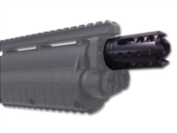 "Hi-Tech KSG ""Defender"" Muzzle Brake - Anodized Aluminum"