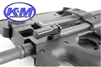K and M Aerospace PS90 Folding Charging Handle - The Handler