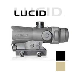 Lucid HD7 (GEN III) Illuminated Red Dot Sight - Generation 3