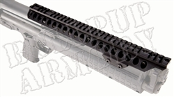 "Mesa Tactical KSG Rail (12 ga - 18"" barrel)"