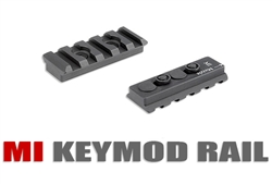 Midwest Industries KeyMod Rail - 5 slot