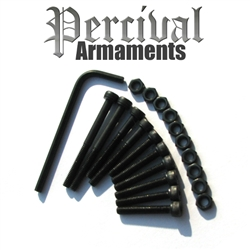 Percival Armaments PS90 Complete Stock Screw Set