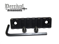 Percival Armaments PS90 7-slot Side Rail