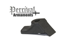 Percival Armaments - Tavor and X-95 Shell Deflector - Angled and Contoured - 300 AAC Blackout