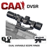 CAA Scope Mount - Dual Variable Scope Rings (DVSR)