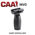 CAA - Short Vertical Grip - rubberized