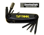 ShootingSight TAV-TOOL - multi-tool specifically for the Tavor® X95 and SAR