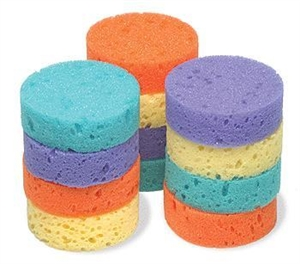 Small Round Tack Sponge For Sale!