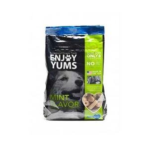 Enjoy Yums Dog Treats - Mint for sale!
