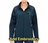 Customize IT Regatta Blue Ladies Jacket For Sale!