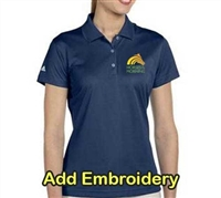 Adidas Climalite Ladies Polo For Sale!