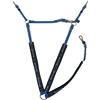 Navajo Designed Beta BioThane Padded Breast Collar for Sale!