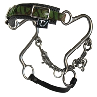 The Distance Depot Reflect or Camo S Hackamore for Sale!