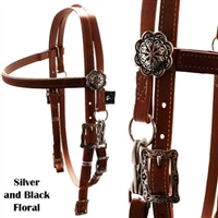 Western Designed Bridle for Sale!