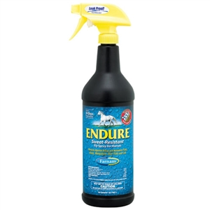 Endure Sweat Resistant Fly Spray by Farnam for Sale!