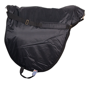 Supreme English Saddle Case Protect the investment you've made in your saddle with these padded nylon saddle cases.  Available in Black, Navy, or Burgundy with styles for All Purpose/Close Contact or Cutback/Dressage