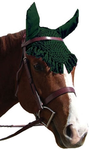 Crochet Beaded Fly Bonnet for Sale!