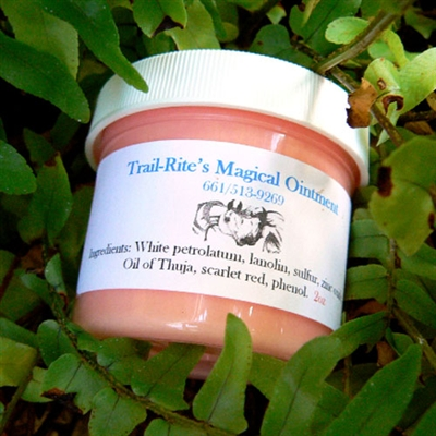 Trail Rite's Magical Ointment