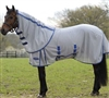 WeatherBeeta Detach-A-Neck Fly Sheet summer protection for your horse from insects and harmful UV rays. Keep your horse cool and happy this summer.