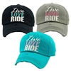 Live Love Ride Cap for sale