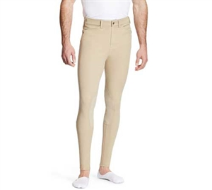 Ariat Heritage Knee patch Breech Men's Tight - Tan For Sale!