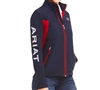 New Ariat Team Jacket - Red, White, and Blue For sale