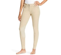 Ariat Heritage Knee patch Breech Women's Tight - Tan For Sale!