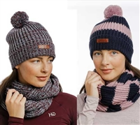 Horseware Ireland Knitted Hat & Snood For Sale!