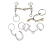 Chrome plated Key Chain in assorted styles