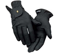 These Roekl Roeck Grip Gloves combine a butter soft grip technology with the latest in riding fashion. Made from Roeck-Grip a very fine synthetic leather with an excellent grip, supple, breathable and elastic.