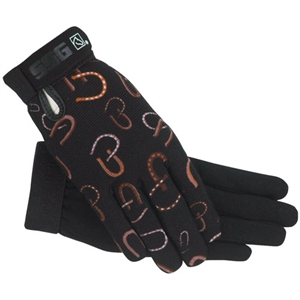 SSG All Weather Riding Gloves Ladies Universal, Size 7 - 8 for Sale!