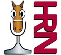 Horse Radio Network Sticker Show you love and support for the leading online radio (Podcast) network for horse lovers worldwide.