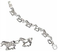Galloping Horse Bracelet for sale!