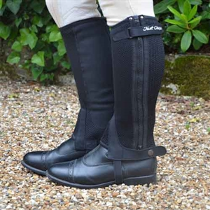 AirMesh Half Chaps by Just Chaps For Sale