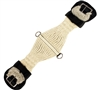 Montana Cincha Whip Stitch Roper Cinch Mohair Girth for Sale.